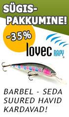 Barbel -35%